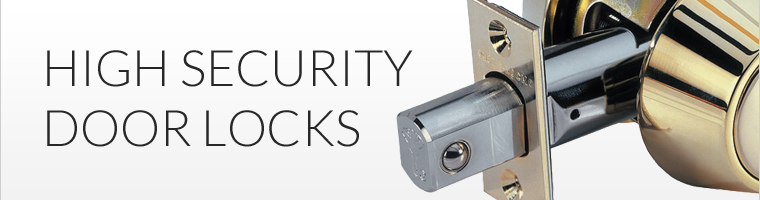 High Security Locks Best Heavy Duty Deadbolt Locks
