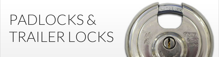 Padlocks & Trailer Locks